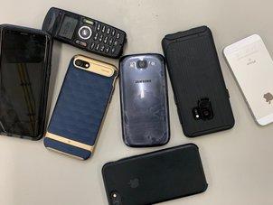 Handys, EC-Karten und Klamotten suchen Eigentümer